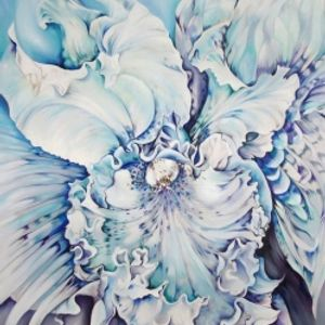 """A Floral Fantasy"" The Soundtrack To Leanne Claxton's Exhibition  October 2012"