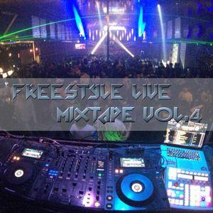 Freestyle live set [EDM, Electro, Bigroom, Trap, Twerk] Vol.4