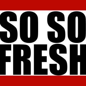 DJ So So Fresh - Live Mixtape HipHop vs Oldschool Vol 1