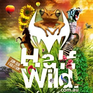 Half Wild: Podcast // Episode 004 // Guest Mix: Psymon Barnet