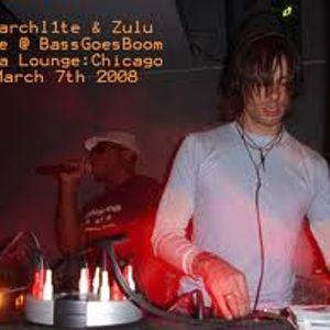 Searchl1te & MC ZULU Live @ Bass Goes Boom