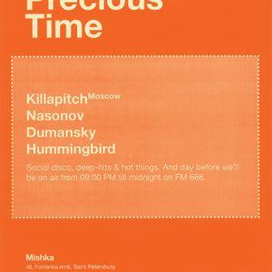 Killapitch - Mishka Bar, St. Petersburg, 24/03/2012