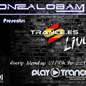 Gonzalo Bam pres. Trance.es Live 026
