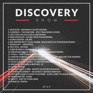 DISCOVERY SHOW 2.5