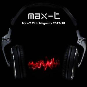 Max-T Club Megamix 2017-18
