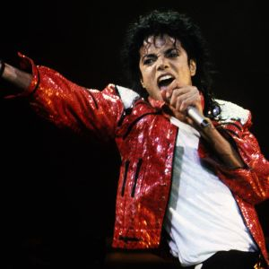 The King of Pop Michael Jackson
