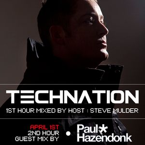 Paul Hazendonk Technation Di.FM guestmix April 2011