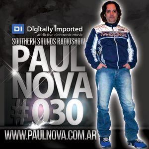 Paul Nova - Southern Sounds 030 - di.fm - October 2011