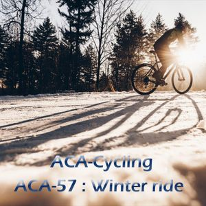 ACACycling - 57 : Winter Ride 2018