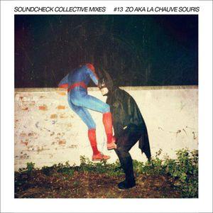 Soundcheck Collective #13 - Zo aka la Chauve Souris