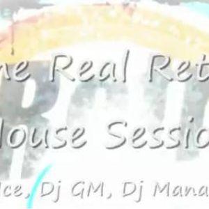The Real Retro House - Manatane, Dj Ice & GM - Radio Galaxie