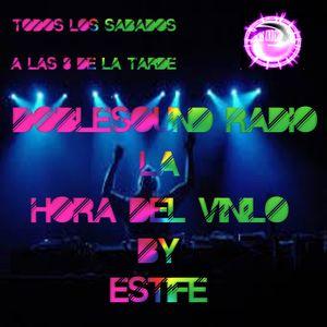 LA HORA DEL VINILO BY ESTIFE- DOBLESOUND RADIO 3