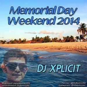 MDW 2014 Mixtape - DJ XPLICIT