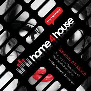 DJ Kush Home 4 House Podcast 20th Feb 2010