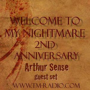 Arthur Sense - Welcome to my Nightmare 2nd Anniversary Guest Mix [February 2014] on tm-radio.com