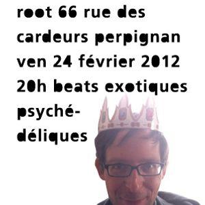 DJ Monsieur Croque: Beats Exotiques Psychédéliques