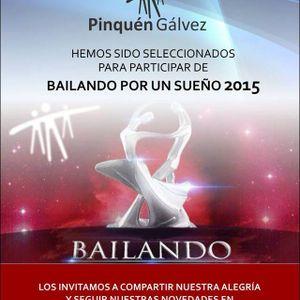 TALLER PINQUEN DE GALVEZ SANTA FE: Estarán en Bailando por un sueñi