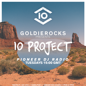 Goldierocks presents IO Project #012