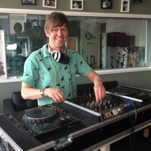 20130707 DJ Set Ron Wood at Wicked Jazz Sounds on Radio6NL