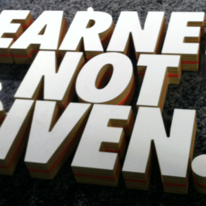 Civil-Audio - Earned Not Given - 2012