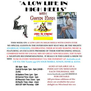 A Low Life in High Heels with Gwen Ever About | Facebook