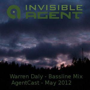 Warren Daly - Electronica Techno Dub - AgentCast - May 2012