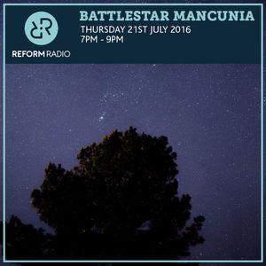 Battlestar Mancunia 21st July 2016