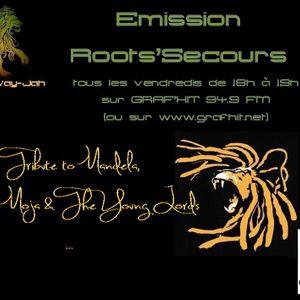 Emission Roots'Secours du 18 décembre 2015