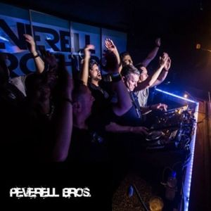 The Peverell Brothers September 2015 mix