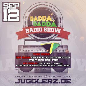 BADDA BADDA DANCEHALL RADIO SHOW SEP 12TH