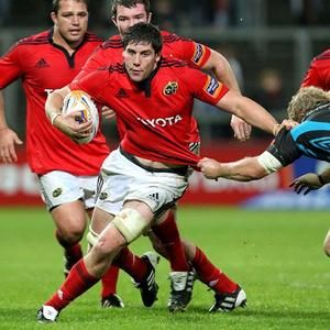 Halloween Special: Munster's David O'Callaghan joins us.