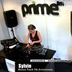 2012.05.01.(PrimeFm) BonusTrack 7th Anniversary - live by Sylvie