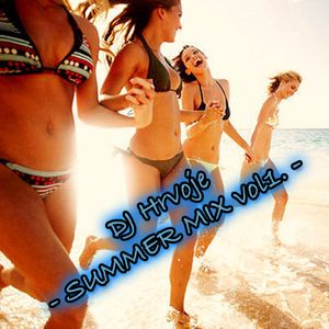 DJ Hrvoje - Summer PROMO MIX vol.1 2o11