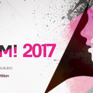 Glam!2017 BGM 2