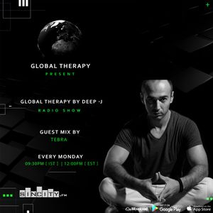 Global Therapy by DEEP-J + Guest Mix Tebra