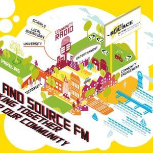 15% Extra - Show 116 - The Source FM - 28 April 2017
