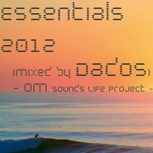 Summer Essentials 2012 (Mixed by Dados) - Om Sounds Life Project -