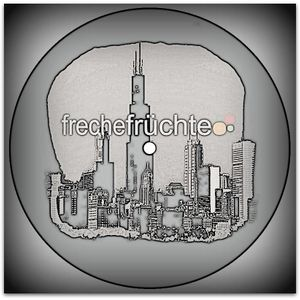 Graham Pitt - Freche Früchte Recordings Mixshow - Deepvibes Radio 26-12-12