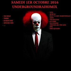 underground radiomix 1/10/16
