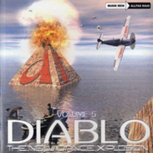 Diablo The New Dance X Plosion 5  By  DJ Luckyloop