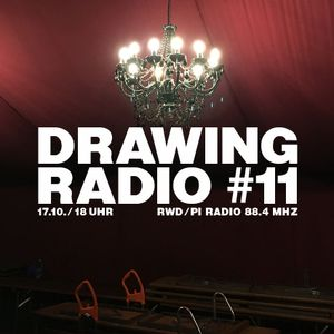 Drawing Radio #11 / Collage (II) / Radio Woltersdorf