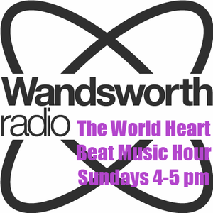 World Heart Beat Music Hour May 21st 2017 with Elena, Julia & Lucy