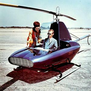 EVASION #1 Hélicoptère et littérature !