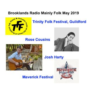 Brooklands Radio Mainly Folk May 2019