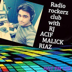 Radio Rockerz Club with RJ ACIF MALICK RIAZ , 30 june 2015