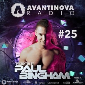 AVANTINOVA RADIO #25