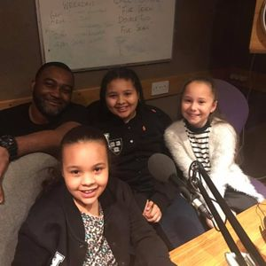 INTERVIEW with YOUNG TALENT - DESTINI - TEGAN & HARMONY - 15/03/17