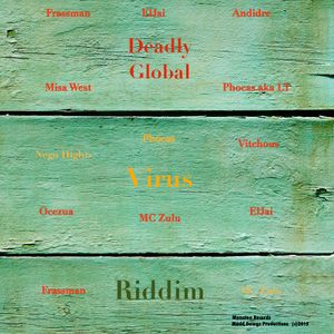 Dj FUCHA FOREIGN VYBEZ EXCLUSIVE MANATEE RECORDS GLOBAL DEADLY VIRUS RIDDIM