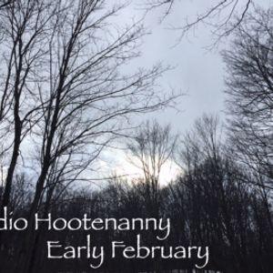 radio hootenanny FM Feb 4 hour 1