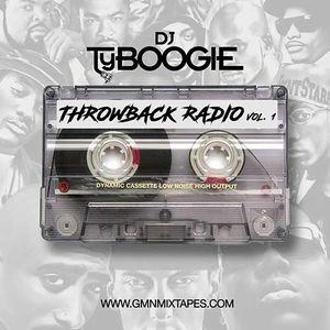 DJ Ty Boogie-Throwback Radio Volume 1 [Full Mixtape Download Link In Description]
